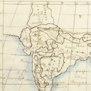 Map of Southern Asia, 1856-detail 2-10500M
