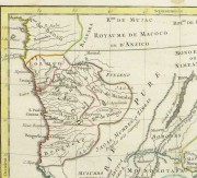Map of South Africa, 1778-detail 2-10501M