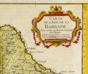 Map of Barbados, -detail 2-10502M