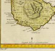 Map of Barbados, -detail-10502M