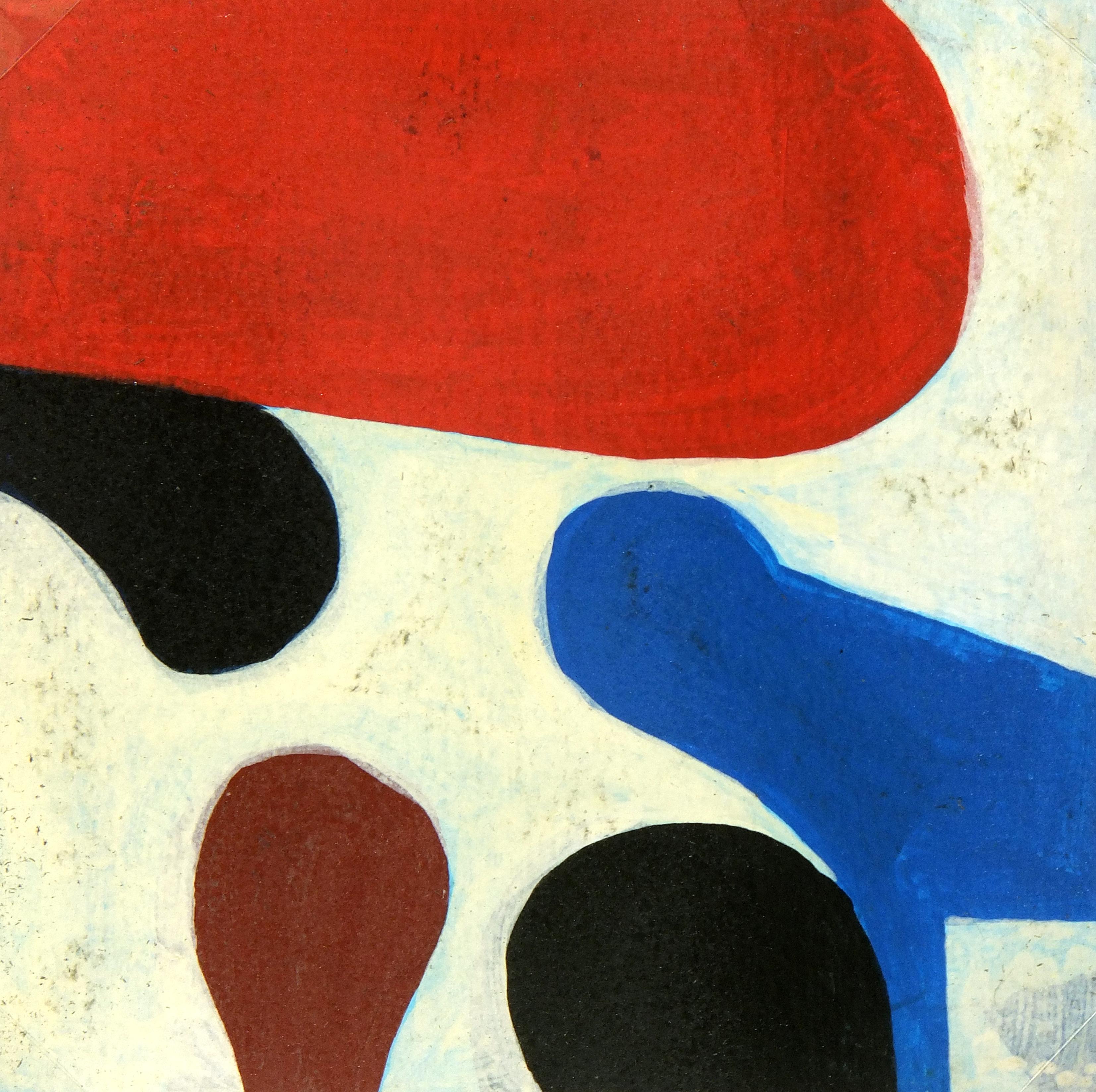 Abstract Oil Painting, Circa 1940-main-5211MG