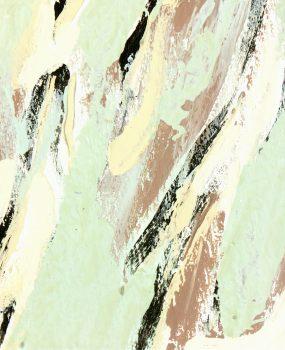 Abstract Acrylic Painting, Circa 1990-main-5281KG