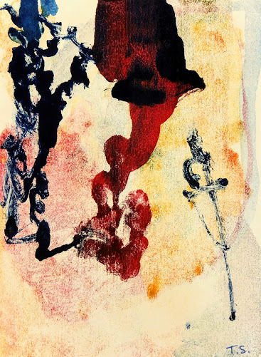 Abstract Monotype, 1970s-main-6367G
