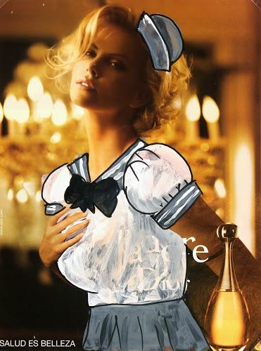 Mixed Media - Sailor Girl, 2012-main-6383G