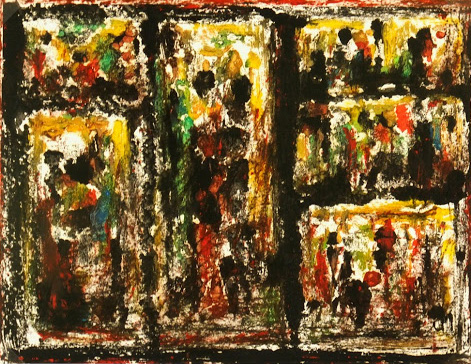 Abstract Acrylic - Windows-main-7535G