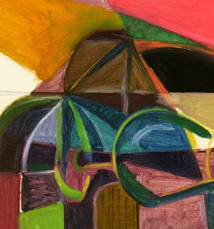 AAbstract Acrylic - Prismatic Dome-detail-7539G