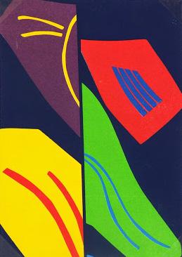 Abstract Print - Chromatic-main-7545G