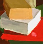 Acrylic Still Life - Books-detail-7556G