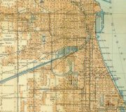 Map of Chicago, 1904-detail-8788K