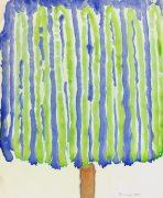 Watercolor Abstract - Ever Rising, 1980-main-5369K