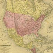 United States Map, 1848-detail-8194K