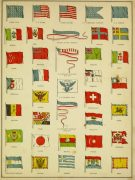 World Flags Print, 1890-main-8199K