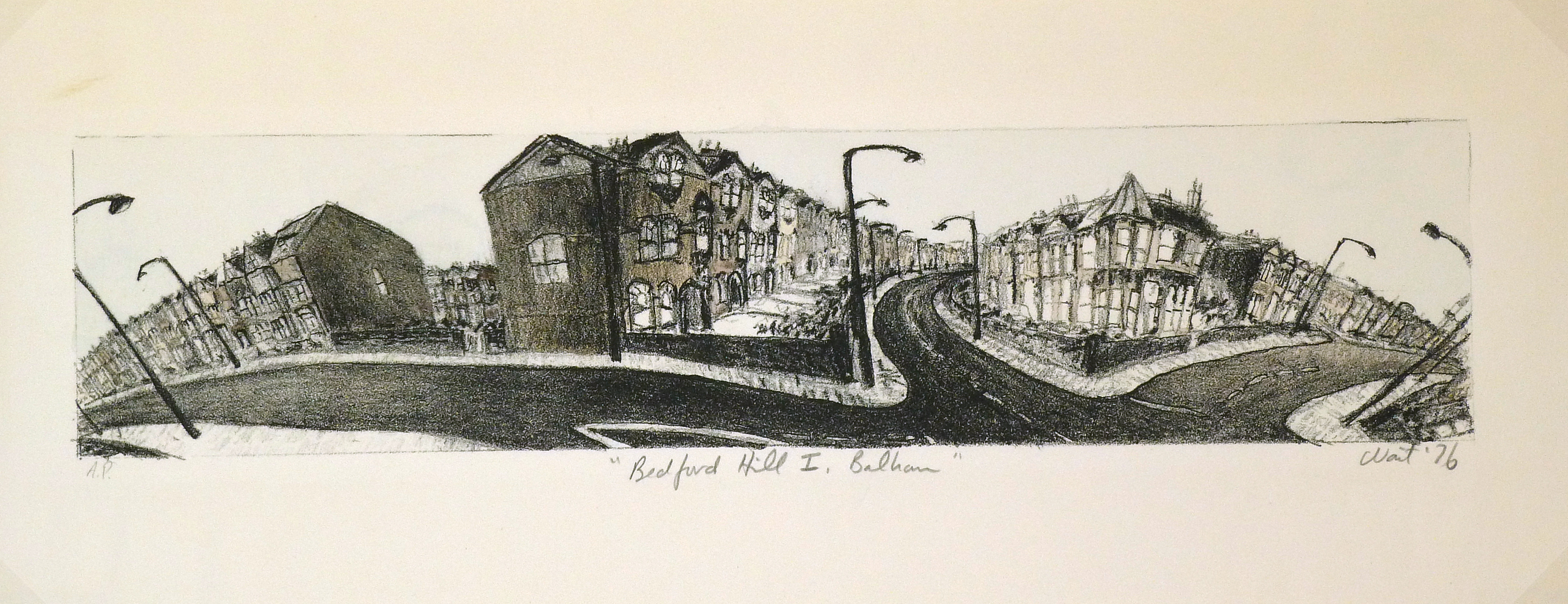 Bedford Hill Print, 1976-main-8277K