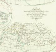 Ancient Greek Geography Map, 1838-detail-9368K