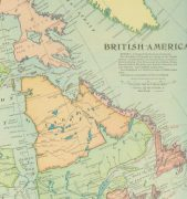 Canada Map, 1899-detail-9430K