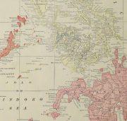 Map Philippine Islands, 1916-detail-9445K