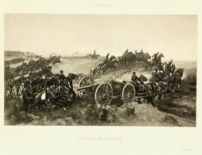 Engraving - Infantry Maneuvers, 1888-main-K4970