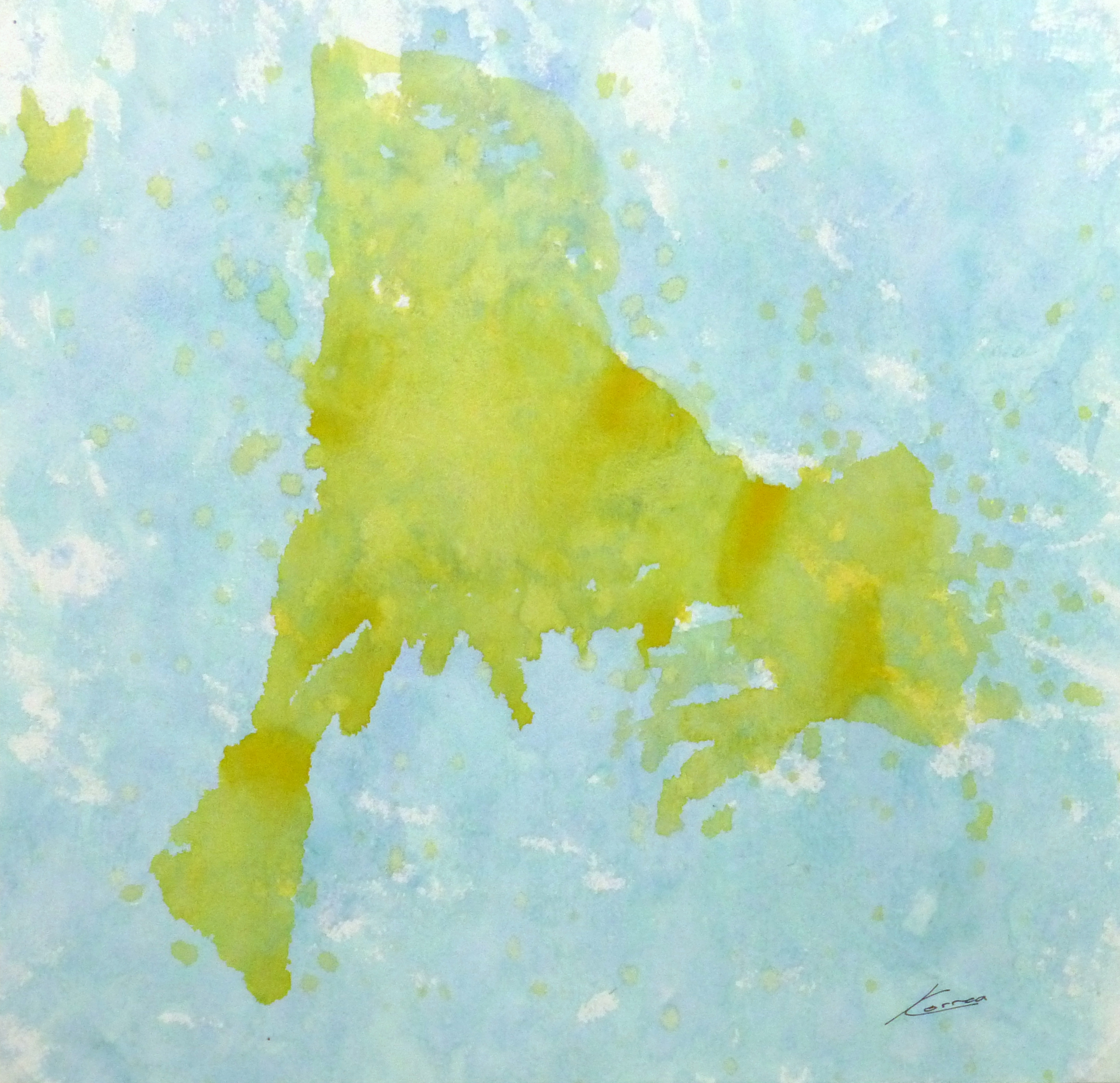 Abstract Watercolor- Modern Attraction-main-3541K