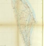Map Florida Coast, 1879-detail 2-9057K