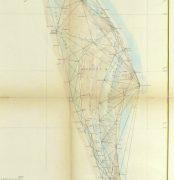 Map Florida Coast, 1879-detail 2-9057K