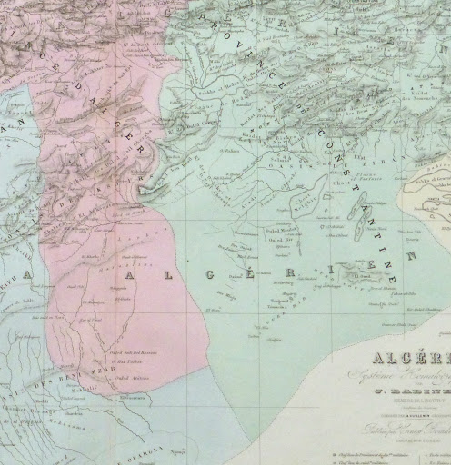 Map of Algeria, 1859-detail-9488K