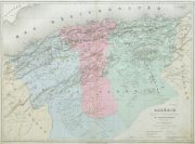 Map of Algeria, 1859-main-9488K