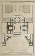 Italian Palace Floor Plan, Circa 1780-main-kla2619