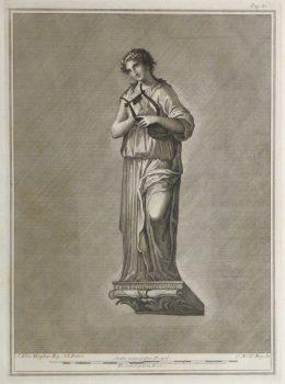 Classical Engraving, Circa 1770-main-kla2621
