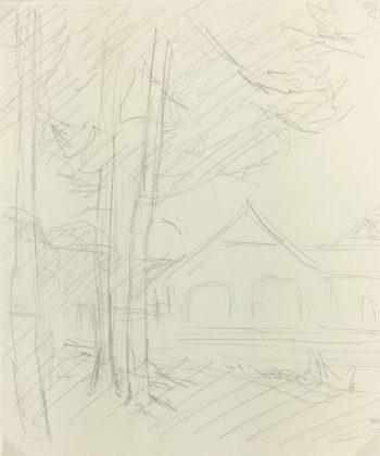 Drawings Original Art - Drawing, Wilheim Klodem, c.1980