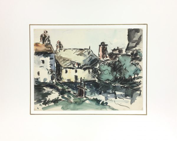France Original Art - Country French, C. Herbetz, c.1930