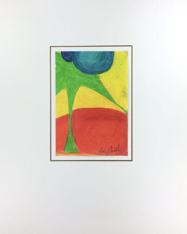 Abstract Modern Original Art - Otherworldly, Rose G., 2000s