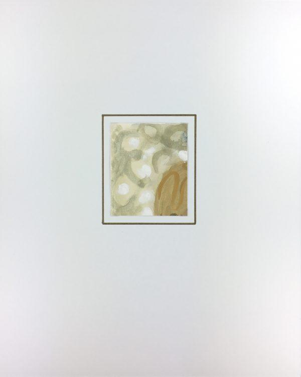 Abstract Modern Original Art - Vanilla Blue, Juan Jacobo, 2000s