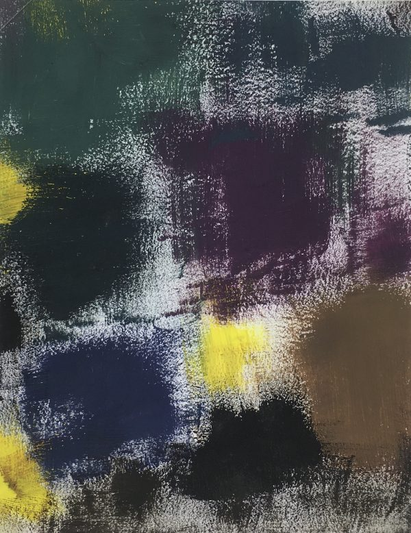 Abstract Modern Original Art - Color Abstract, French, 2000s