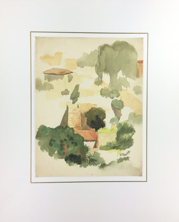 Provence, France Original Art - Provence, c.1930