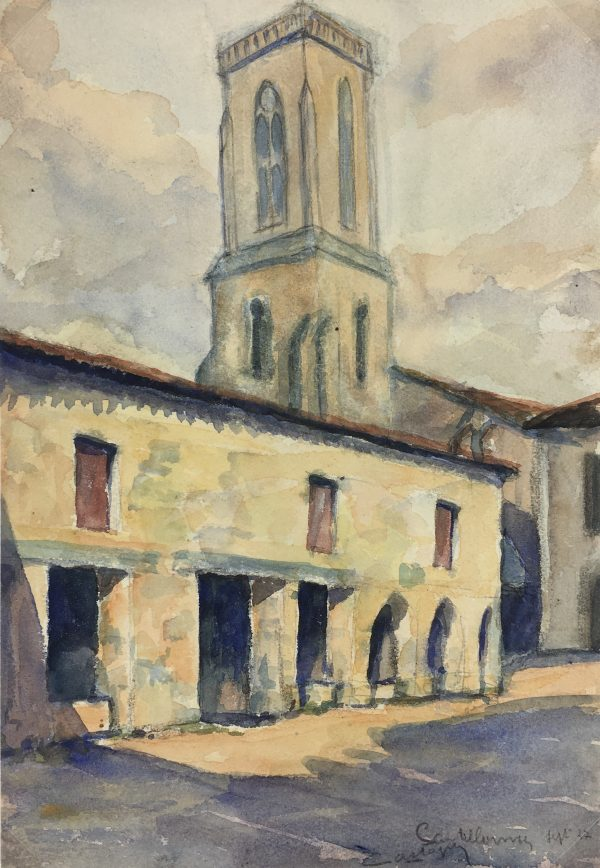Provence, France Original Art - Provence, Castagne, 1937