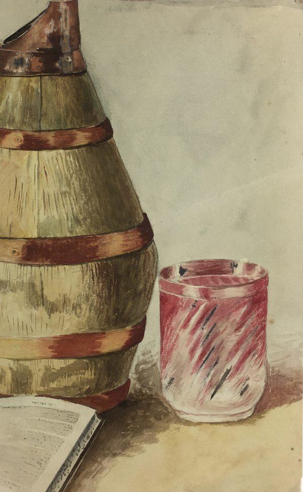 Still Life Original Art - Still Life, Paule Marchand, 1911