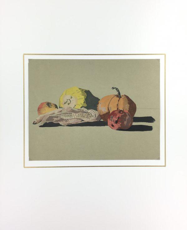 Still Life Original Art - Study, Frey, c.1920