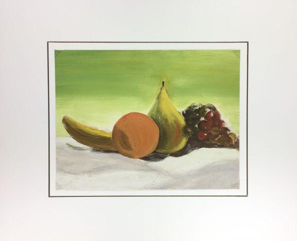 Still Life Original Art - Acrylic - Still Life, c.1960