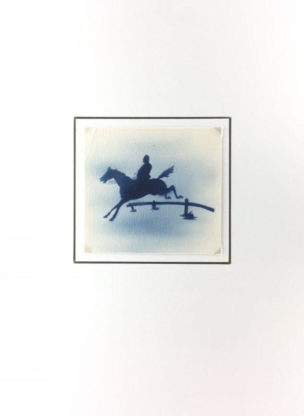 Animals Horses Original Art - Rider, 1924