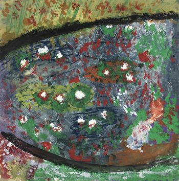 Abstract Modern Original Art - Pond, Gaston, 1956