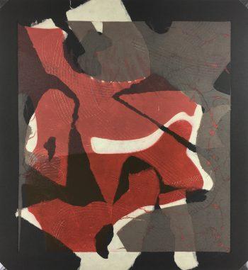 Abstract Modern Original Art - Abstracr, Kismine Varner, c.1990