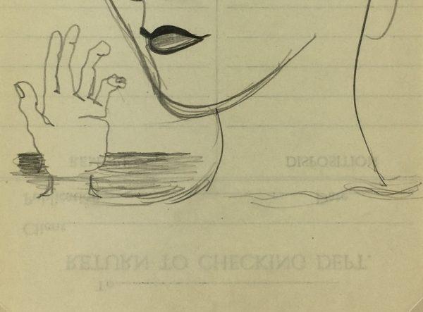 Sketches Original Art - Surrealist, Albert Vialé, C.1930