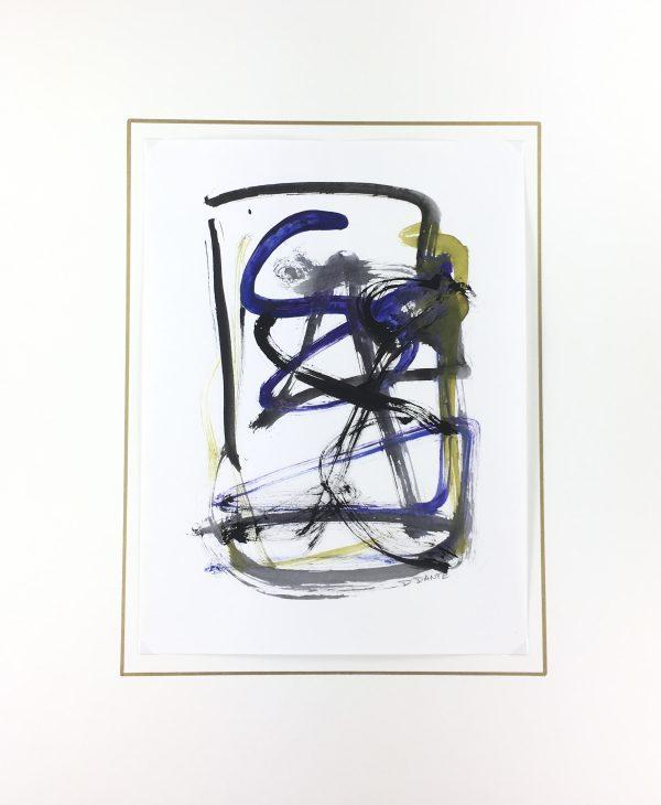 Dante Modern Original Art - QuanticQ, Dante, 2018