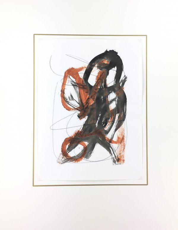 Dante Modern Original Art - Movement, Dante, 2018