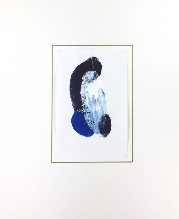 Dante Modern Original Art - Impressions, Dante, 2018