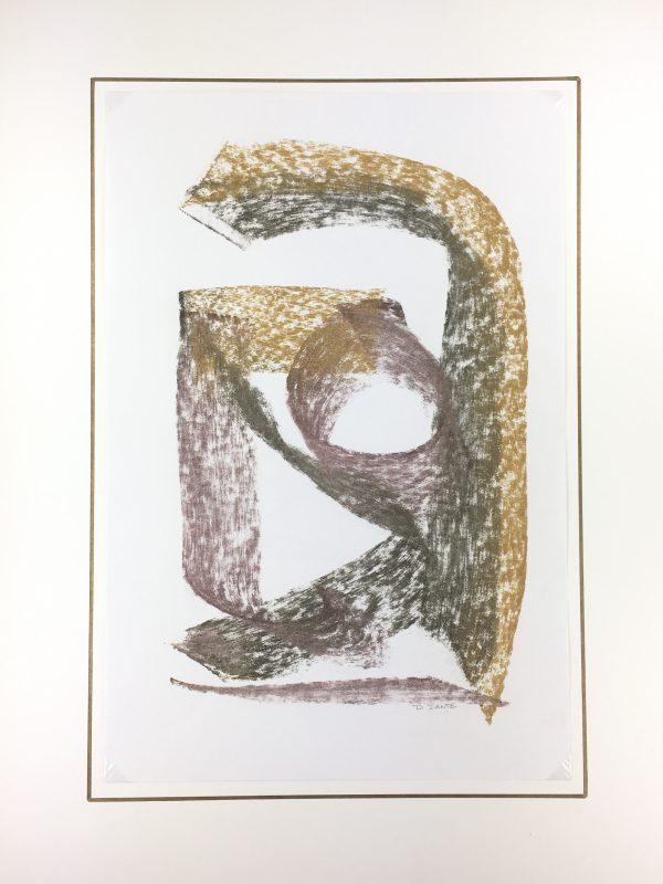 Dante Modern Original Art - Embrace, Dante, 2018