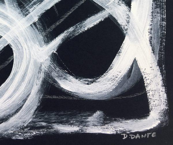 Dante Modern Original Art - Transition, Dante, 2019