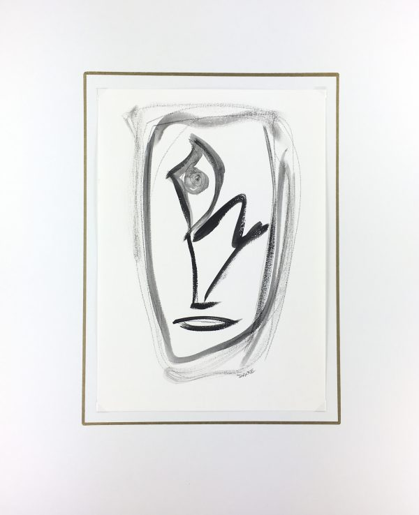 Dante Modern Original Art - Singularity, Dante, 2019
