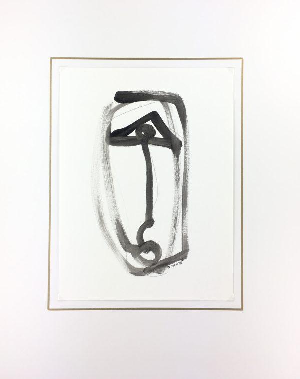 Dante Modern Original Art - Focus, Dante, 2019