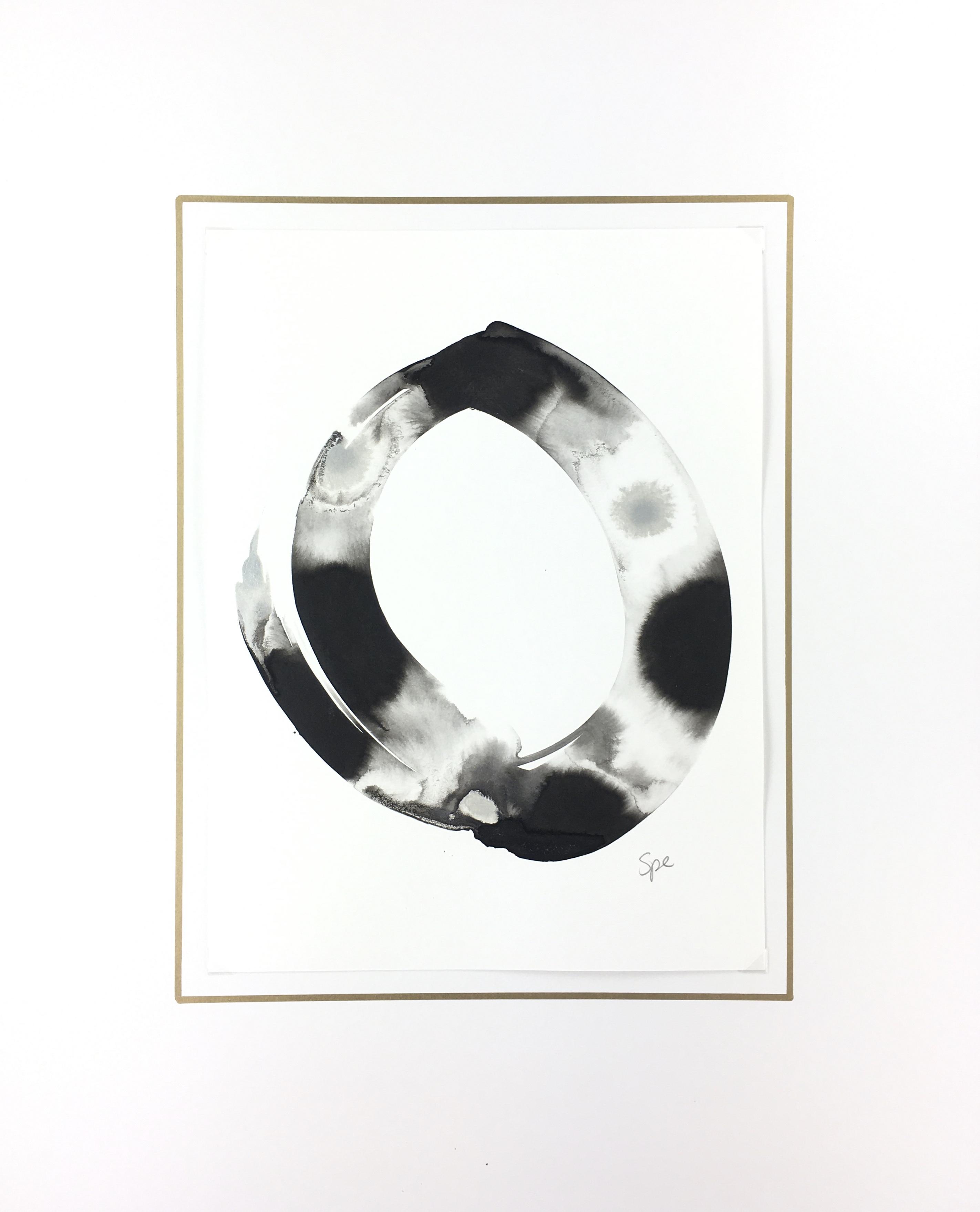 Modern Original Art - Waves, Spe, 2018